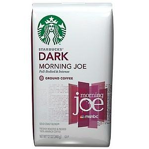 Starbucks Gold Coast Morning Joe Blend