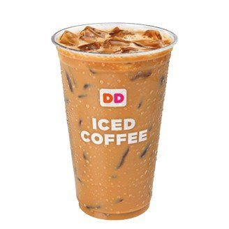 We're Not Saying Dunkin' Donuts Is Healthy, but Here Are the Healthiest Items Iced Coffee, Skim Milk, No Sweetener