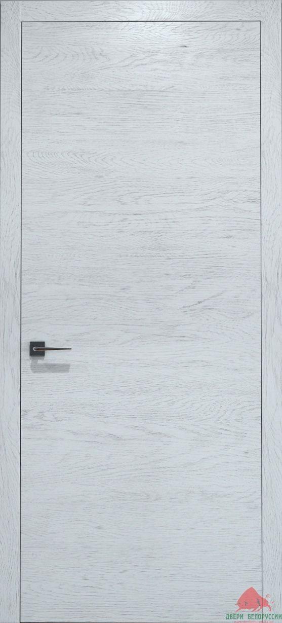 Межкомнатная дверь Нео белый ясень ПГ от 5 540 грн. Фото №1