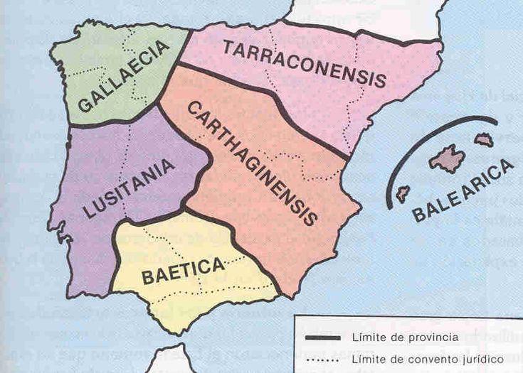 Resultado de imagen de romanización de hispania