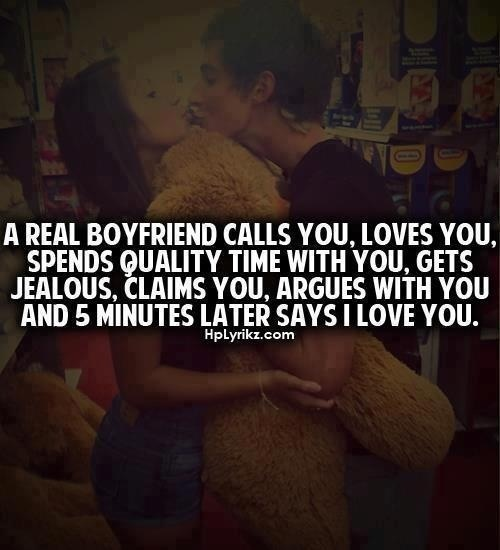 a real boyfriend quotes - photo #3