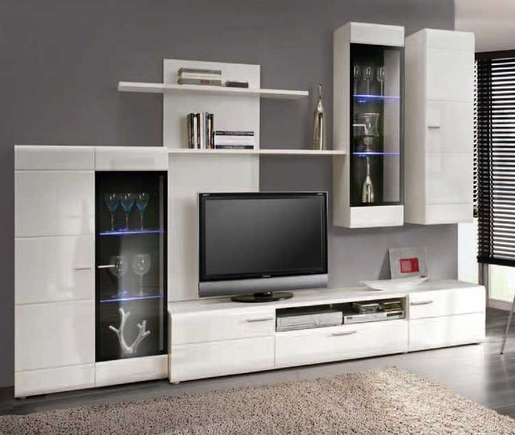 Salones modulares modernos madrid buscar con google for Muebles para tv modernos