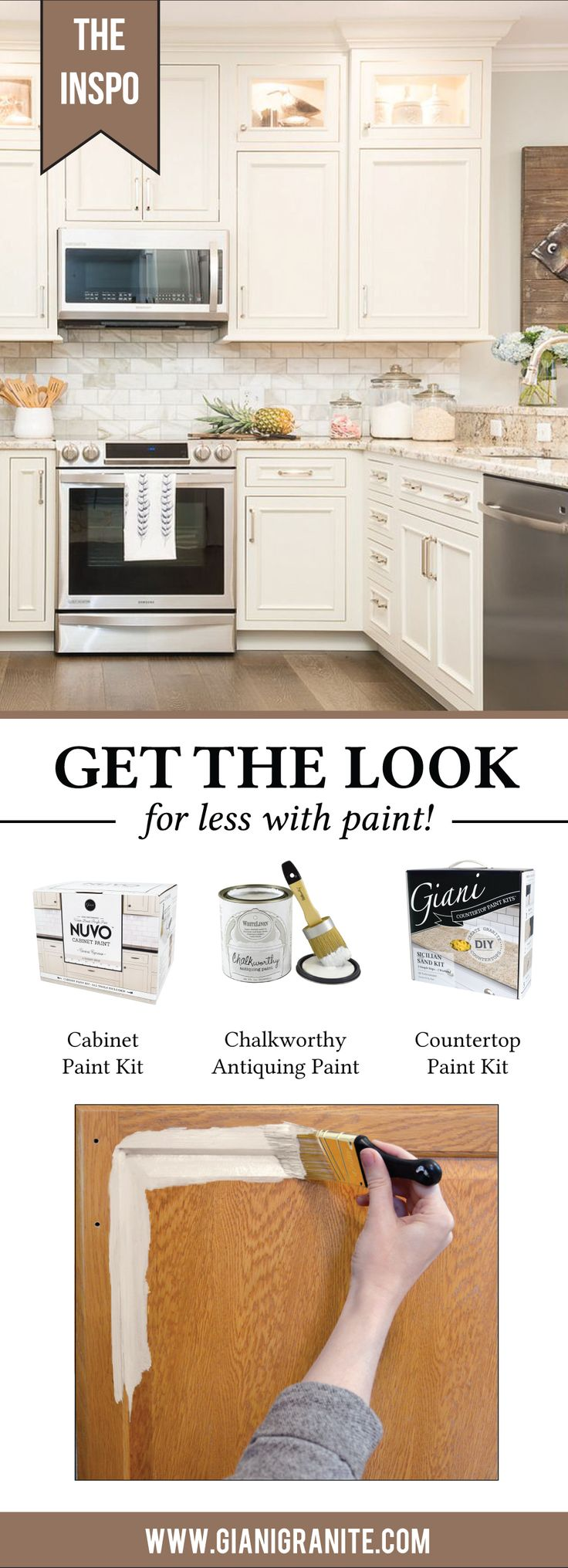 45 best Get the Look for Less with Paint! images on Pinterest