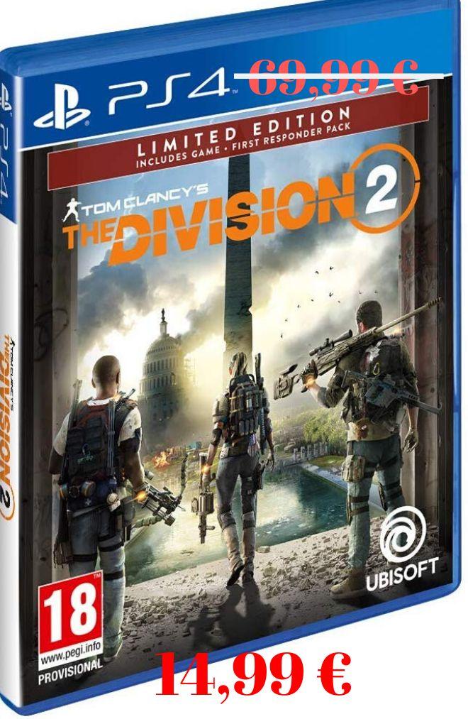 The Division 2 Limited Edition [Esclusiva Amazon