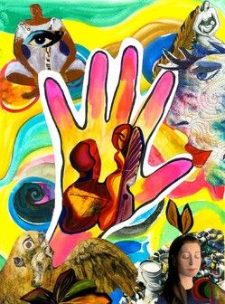 100 Art Therapy Exercises - The Updated and Improved List - The Art of Healing Psyche and Soul