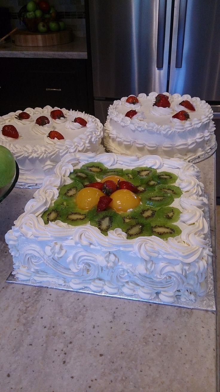 Fruit Cakes!!
