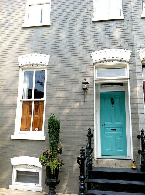 Exterior Front by OldTownHome, via Flickr