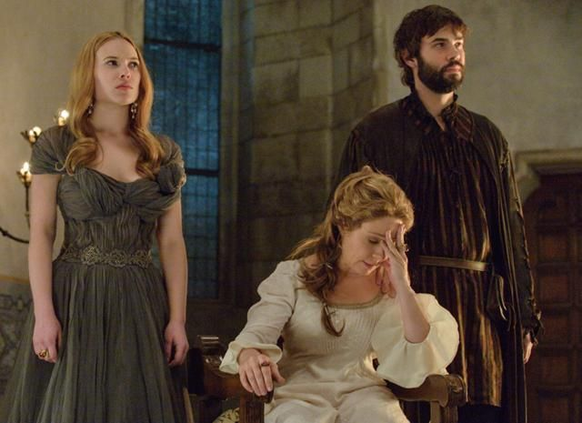 'Reign' Recap: Little Monsters. In which, everyone ends up either engaged or married, Henry continues to be awful, and Francis turns into a human popsicle. But don't worry: this show is no Hannibal. #tvrecap #reign