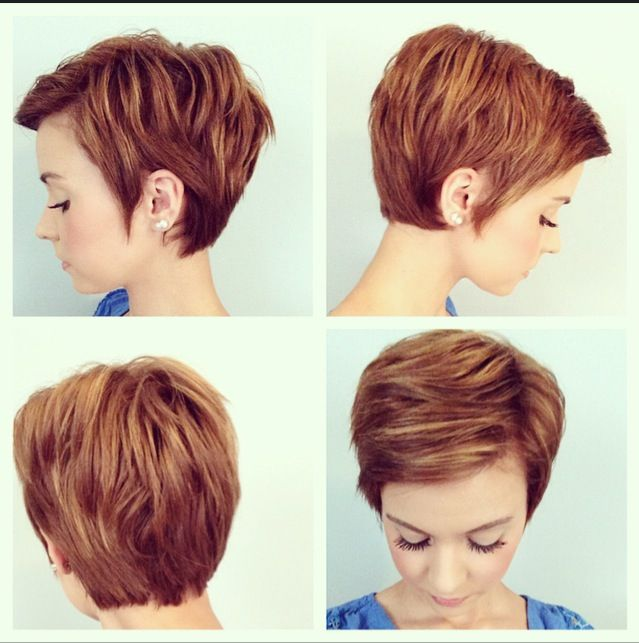 Surprising 1000 Images About Growing Out The Pixie On Pinterest Short Hair Short Hairstyles For Black Women Fulllsitofus