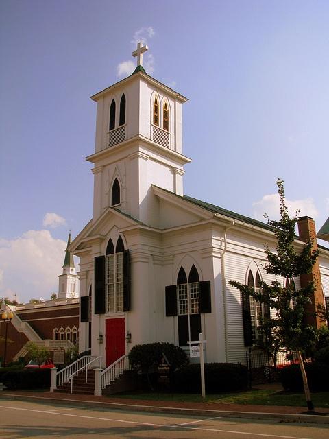 Gay friendly churches in somerville tn