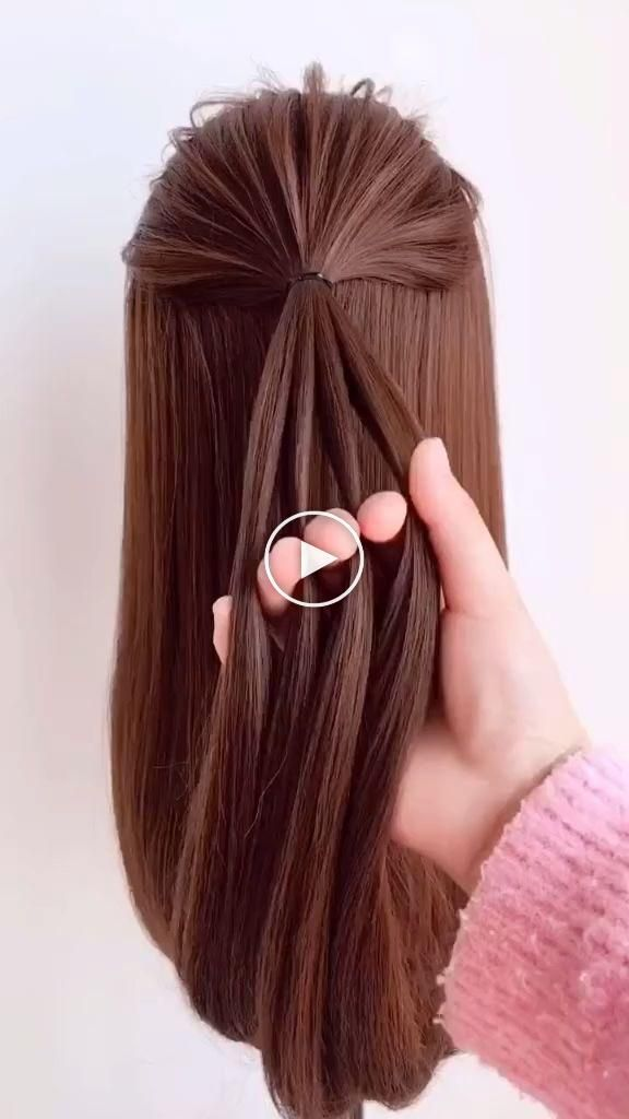 hairstyles for long hair videos| Hairstyles Tutorials Compilation 2019 | Part 415 – Cute Long Nails