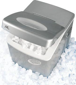 Portable Ice Maker - contemporary - Small Kitchen Appliances - SPT Appliance Inc.