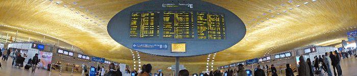 Réalisation d'un reportage photo Panoramique pour Aéroports de Paris - usage sur différents formats numériques et papiers (site web, brochures d'informations, bilan financiers,...)