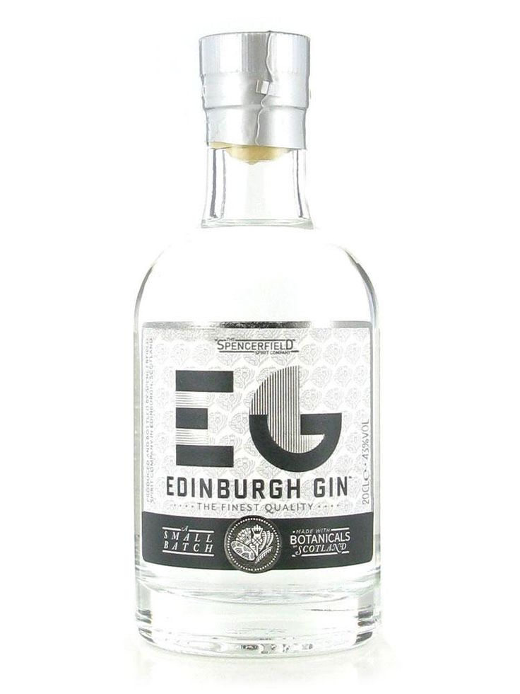 Edinburgh Gin is produced in small single batch distillations using an ancient hand beaten Scottish coppper pot still. Using traditional botanicals such as juniper berries, citrus peel and corriander seeds to which we have added a Scottish twist with pine and Scottish juniper berries, resulting in a perfectly balanced premium gin, crisp with a spicy fruit edge...