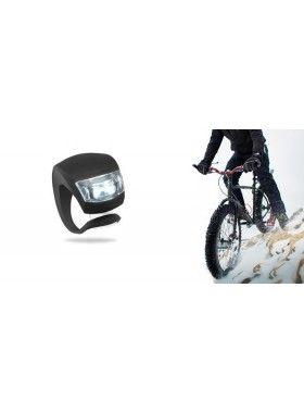 Φακοί ποδήλατου με 2 εξαιρετικά φωτεινά led σετ 2 τεμαχίων!