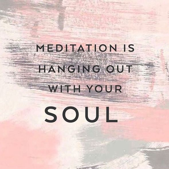 Imagine doing daily meditation with 18 soulful women with a a panoramic view ove…