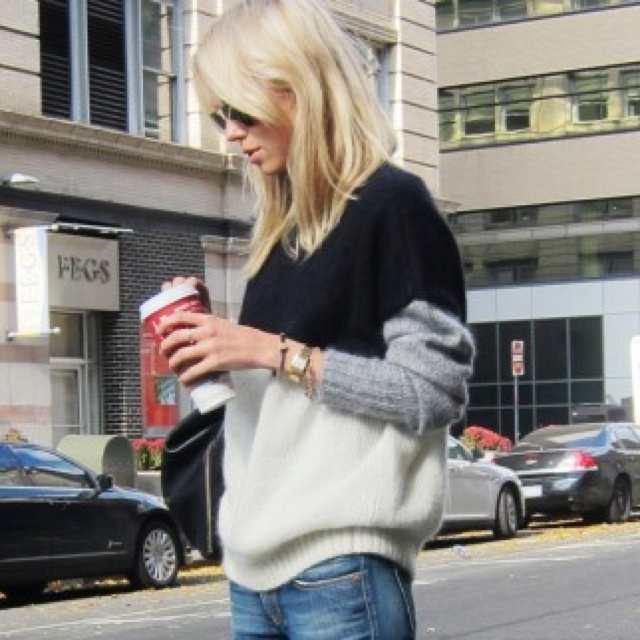 Sweaters and Jeans and delicious hot drinks