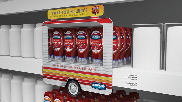 Ketchup HELLMAN'S on Behance