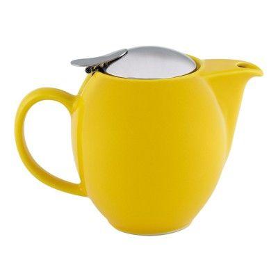 Yellow Pepper 350ml Teapot