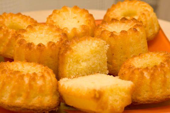 Gluten Free Basic Muffins