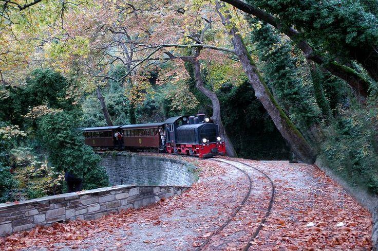Hostelbay.com:Fall in Pelion, Greece