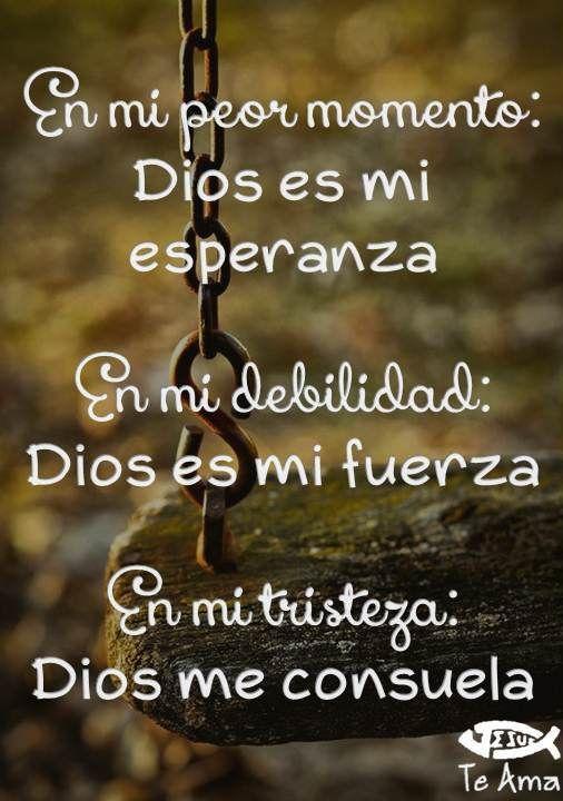 Dios es mi todo! facebook.com/jesusteamamgaministries