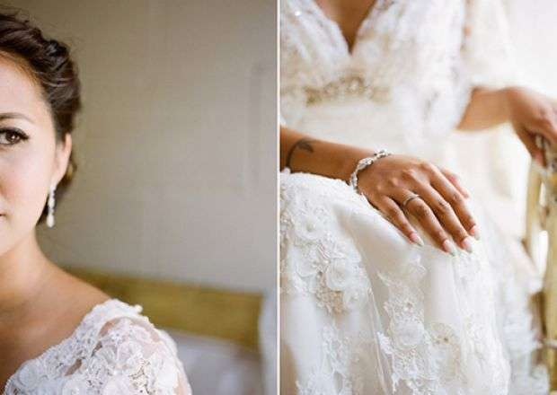 This Bride's Wedding Gown Is A Must-See