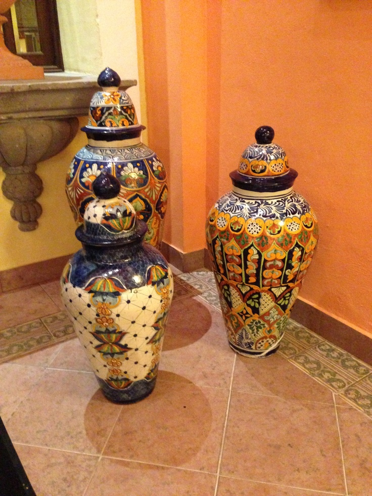 32 Best Images About Mexican Vases Pottery Art On Pinterest