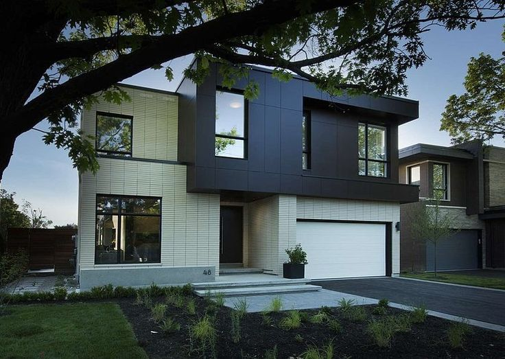 Marvelous Crafthouse Is A Modern Residential Infill Project Designed By Symbolics  Architecture + Design, Located In The Bayview Village Area Of Toronto,  Canada.
