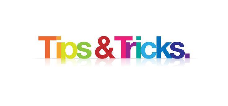 kalimat tips dan trik seakan menjadi bagian penting yang tidak dapat dipisahkan. Dimana ada kata tips maka di situpun sudah pasti ada kata trik. #Tips #Trik
