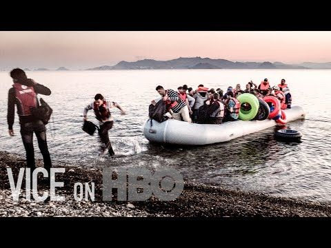 VICE: Escape to Europe & Cycle of Terror (VICE on HBO: Season 4, Episode 2)