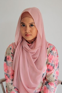 Simple chic hijab tutorial, must try!