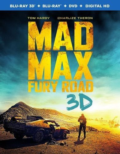 Best Buy: Select 3D Blu-ray Movies $12.49 (reg. $48.99) Includes - Mad Max, Live Die Repeat & More!