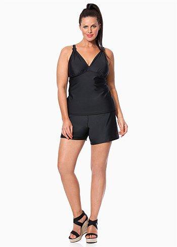 #TS14+ Kez Board Shorts #plussize #swim #curvy