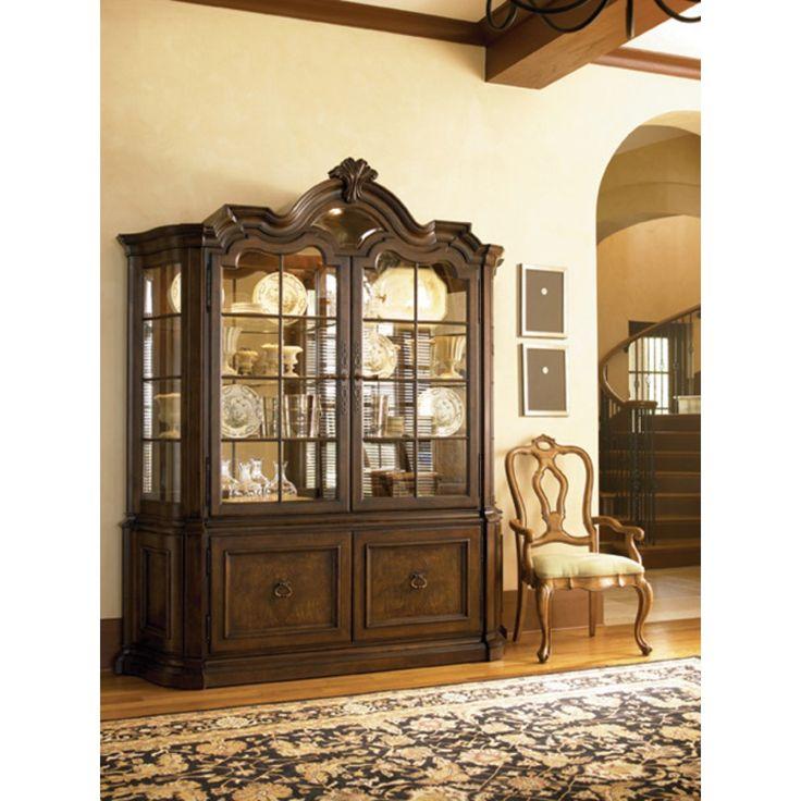 Designer Discount Furniture: Thomasville The Hills Of Tuscany San Martino China 43622