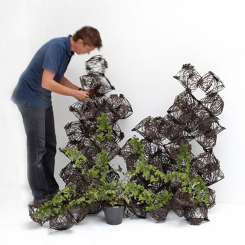 Tumbleweed Lattice by H2O Architectes