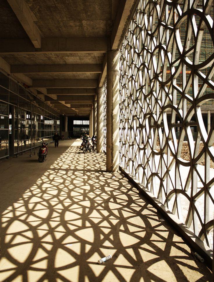 trade center for i principi ditalia by mdu architetti