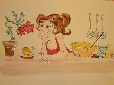 Storiasdacarmita: Manteiga de alho e limão