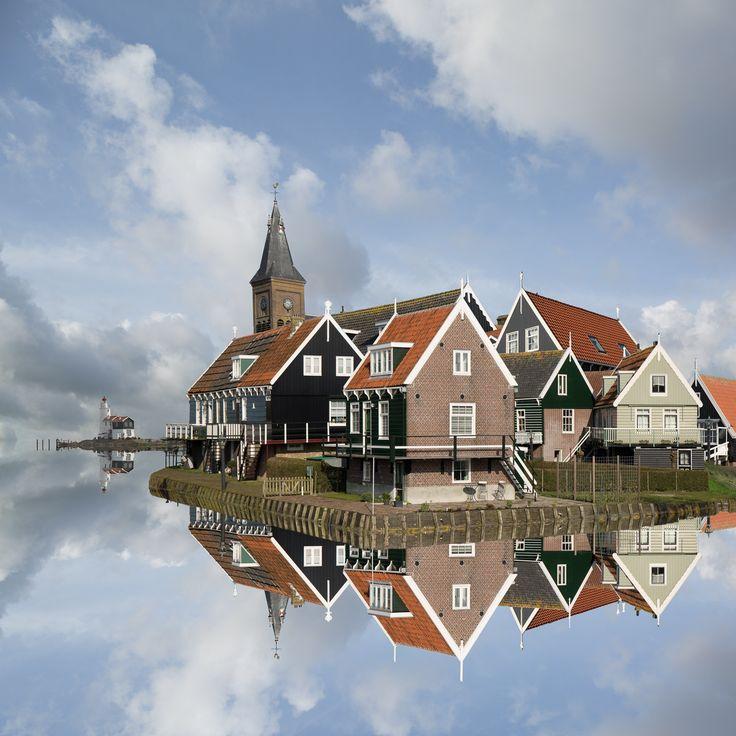 Marken (The Netherlands) by Jan Siebring on 500px