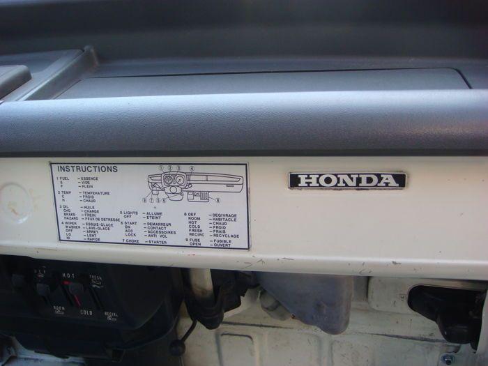 Honda - Acty - 1981 - Catawiki