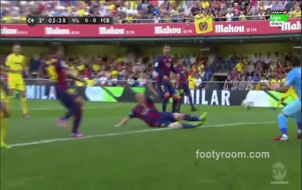 Villarreal 0-1 Barcelona: Full match highlights
