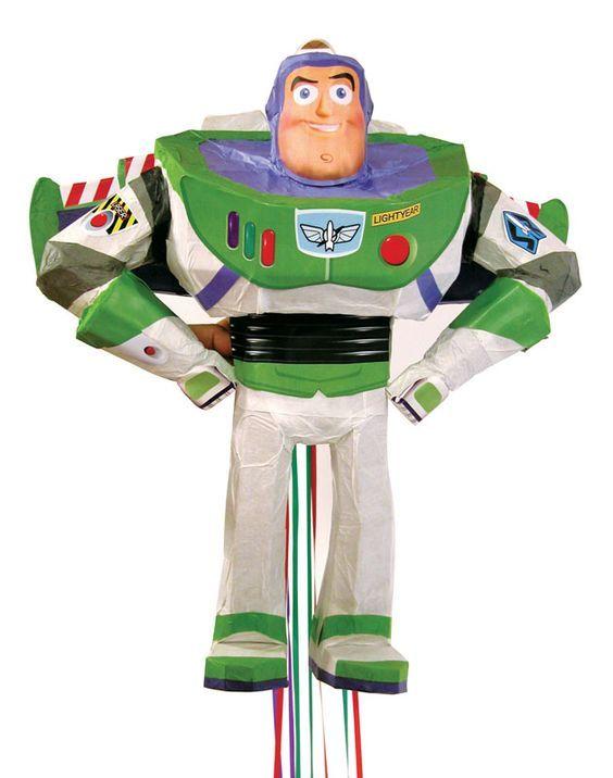 pinata à fils Buzz l' Eclair, toy story
