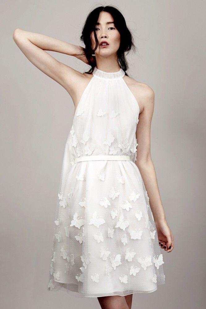 Robe de mariée originale Berlin, Kaviar Gauche l La Fiancée du Panda blog Mariage et Lifestyle #kaviargauche #papillon #bridal