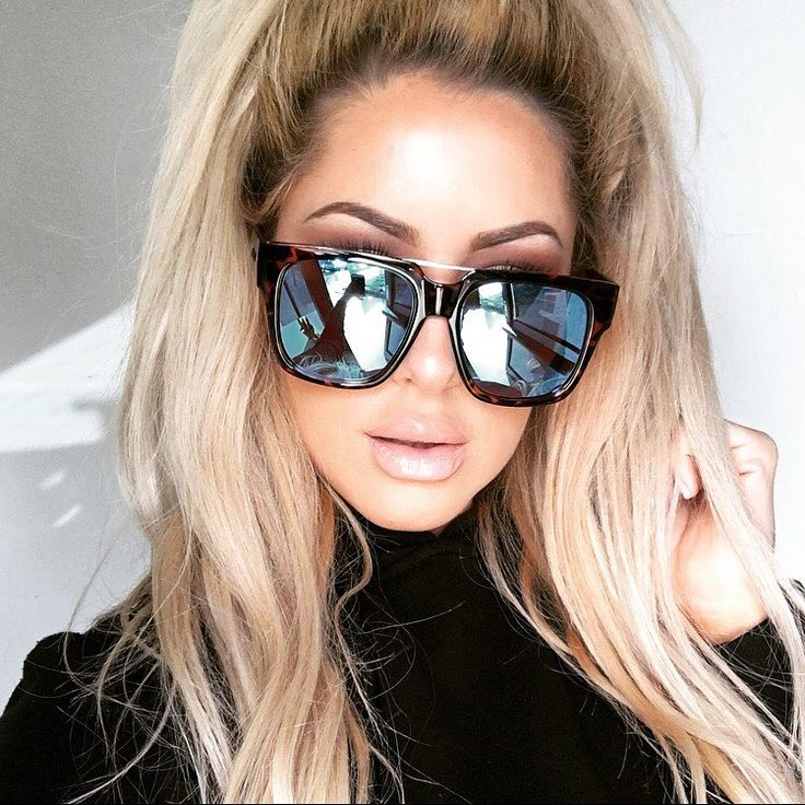 "Love these ""Mila"" glasses by Chrisspy and Quay Australia"