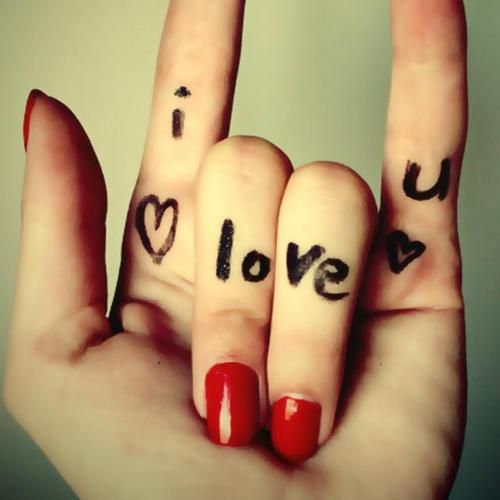 Love: Iloveyou, Heart, I Love You, Hands, Quote, Cute Ideas, American Signs Language, Inspiration Pictures, Rocks