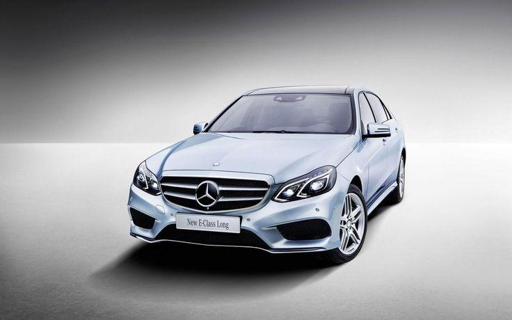 Cars 2014 Mercedes Benz E Class L