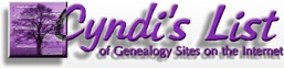 Now in it's 16th year . . . an amazing resource for genealogists and family historians of all levels!