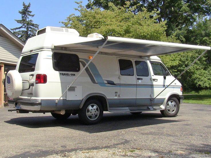 1995 Dodge Conversion Van Video By HelpSellMyRV Louisville Kentucky 502