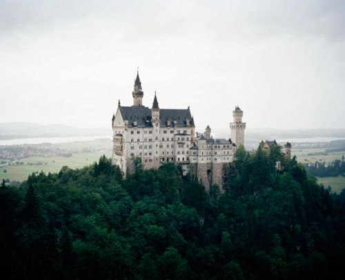 Neu Schwanstein Castle, Germany