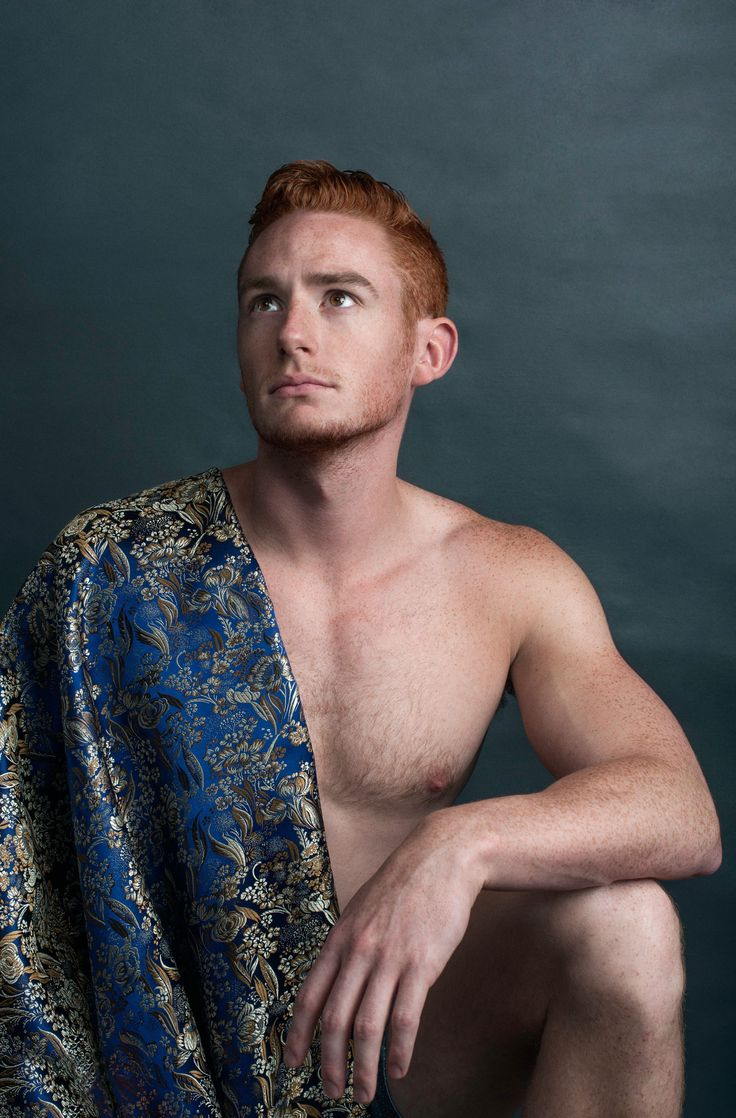 Ginger nudist guys — pic 10